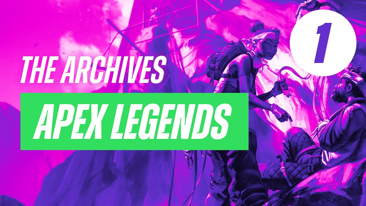 Sucking At Apex Legends #1 – Livestream Archive