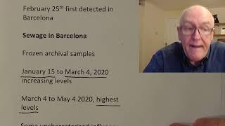 Virus in Barcelona, March 2019