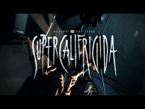 Mudimbi & The Clerk - Supercalifrigida (Official Video)