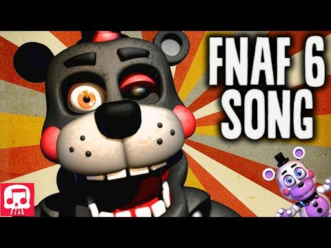 FNAF 6 Song LYRIC VIDEO by JT Music -