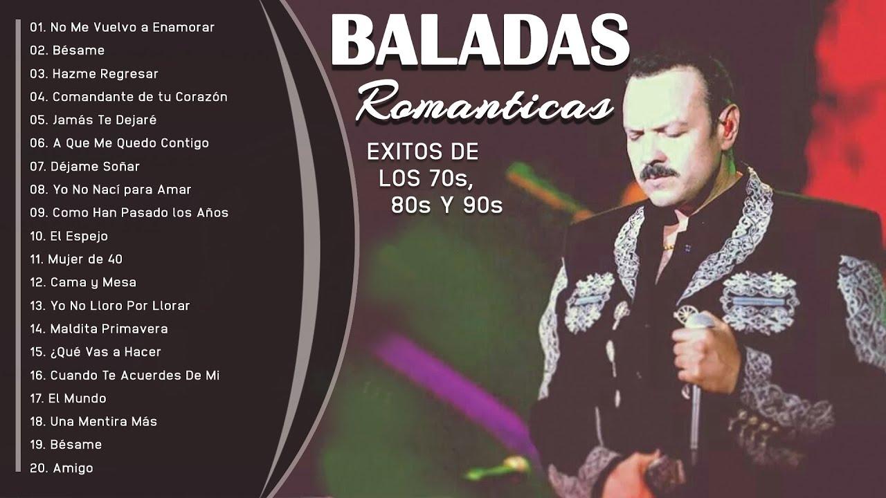 Download Las Mejores Baladas Romanticas En Espanol de Los 80 y 90 -  Viejitas Pero Bonitas Baladas Romanticas
