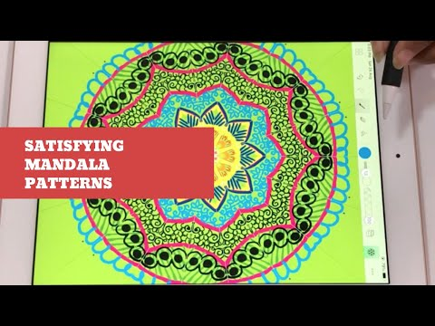 the-most-satisfying-mandala-patterns-on-ipad-6th-generation-|-amaziograph-app