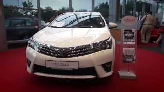 Тойота Королла 2013 - LIVE видео обзор. Первые впечатления с Александром Михельсоном!