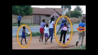 Real Ghost Attacks On Woman Caught On Camera | Real Ghost Attacks