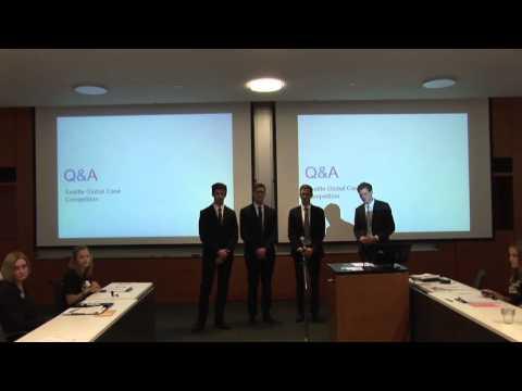 GBCC 2015 PRELIM ROUNDS D1 Copenhagen Business School, Denmark