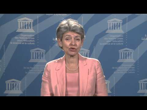 Video Message from Ms Irina Bokova on the occasion of World Teachers