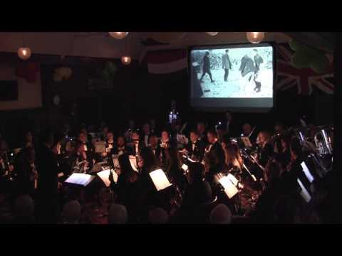 70 jaar vrijheid Maasbracht en omstreken integrale concert 25 januari 2015