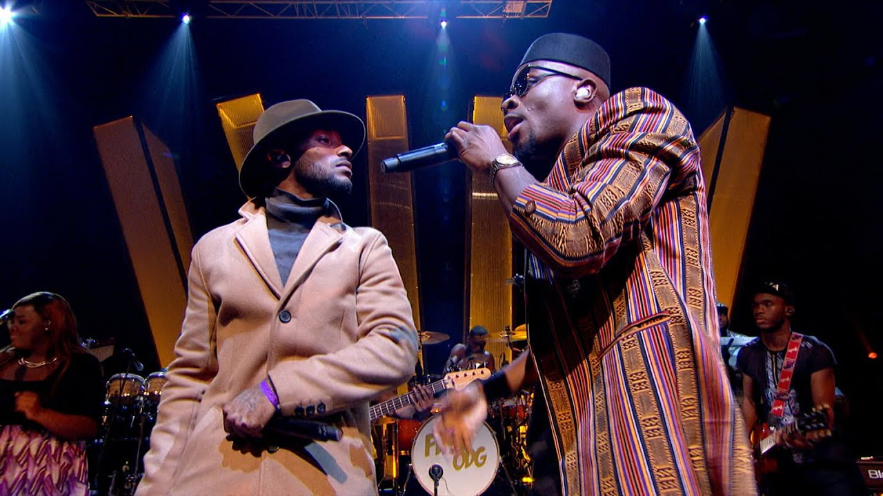 Download Fuse ODG - T.I.N.A (feat. Angel) - Later... with Jools Holland - BBC Two