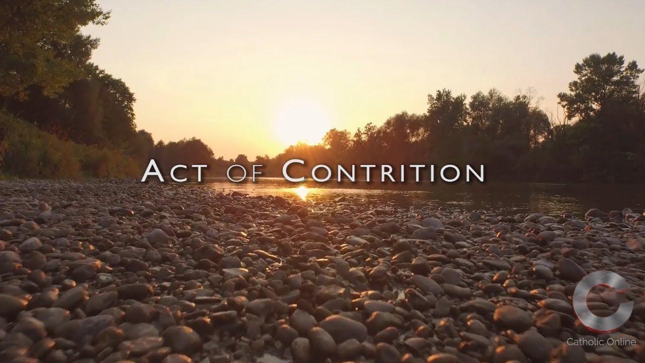 Act of Contrition - Prayers - Catholic Online