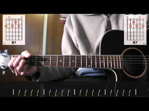 Fleet Foxes - White Winter Hymnal guitar lesson for beginners