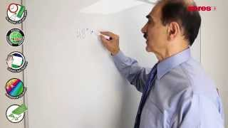 Kores K-Marker Whiteboard - Benefits