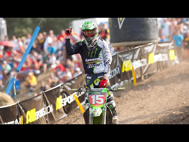2011 Unadilla National - 450 & 250 Class FULL Moto 2's