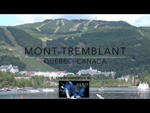 Mont Tremblant, Qc  Canada 4K