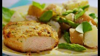 Kotlety wieprzowe z musztardą francuską - pomysł na szybki obiad!