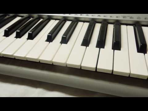 Its A Thin Line Between Love And Hate (Persuaders Piano Lesson)