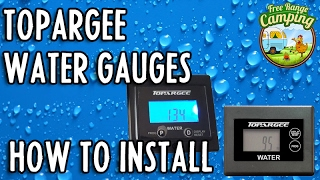 FRC Topargee Water Gauge, How To Install