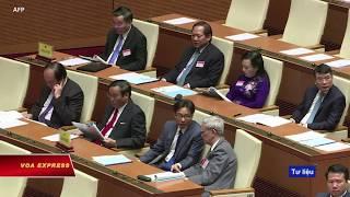 Xem xét dự luật đặc khu để 'tái chào sân' Quốc hội (VOA)