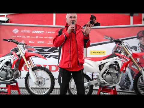 honda reveals 2014 crf250r explains new ification you can review music