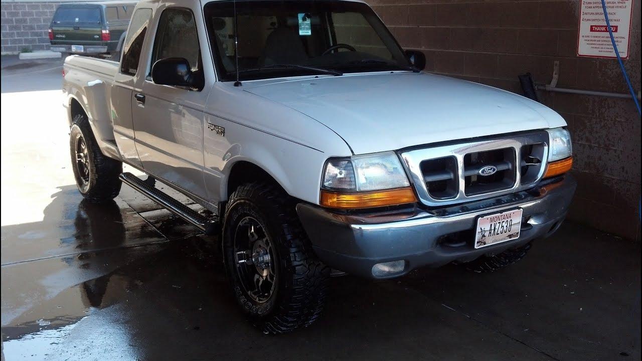 Modified 2000 Xlt Ford Ranger 4 0 Youtube