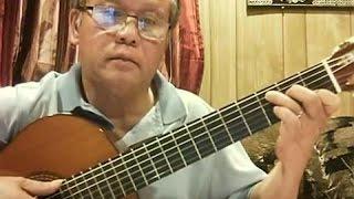 Xóm Đêm (Phạm Đình Chương) - Guitar Cover