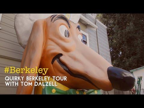 #Berkeley: Quirky Berkeley Tour