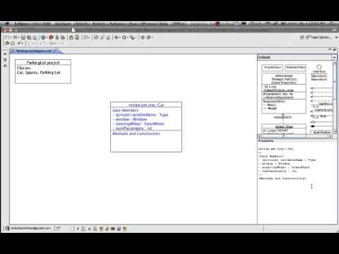 Use the umlet plugin for eclipse to make uml class diagrams youtube use the umlet plugin for eclipse to make uml class diagrams ccuart Gallery