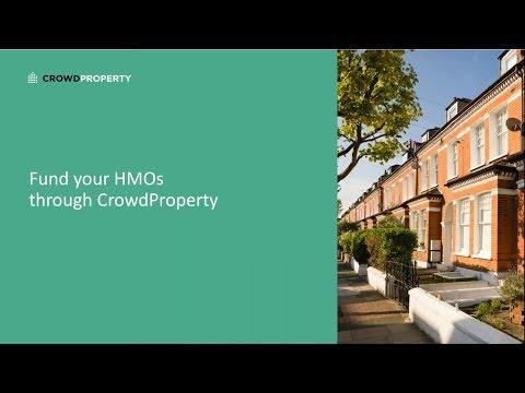 Fund Your HMO through CrowdProperty
