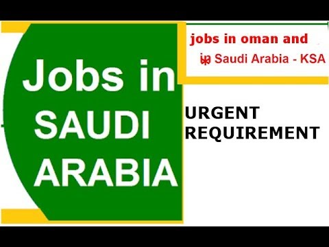 New job oman and KSA Urgently required for Saudi Riyadh ,( CV,S Selection)