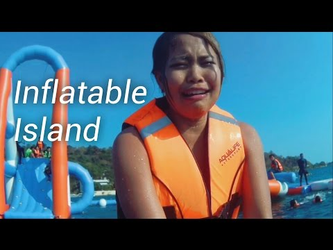 Biggest Floating Playground In Asia (Inflatable Island PH)