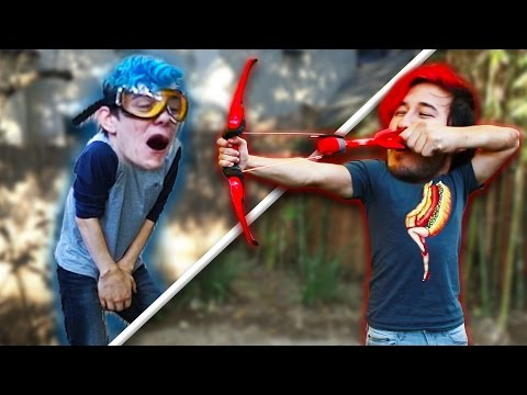 WE BROKE SOMETHING!! | Arrow Dodge Challenge #3