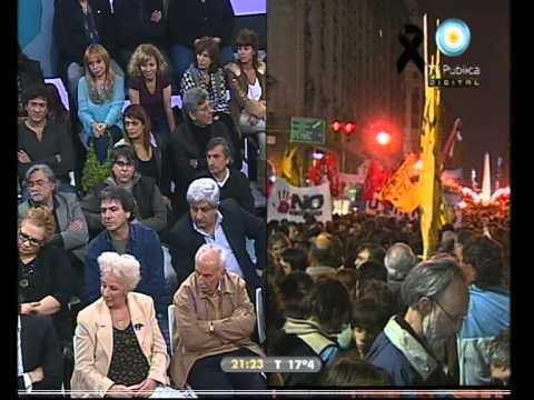 678 27-10-10 (1 de 4) Especial Homenaje a Néstor Kirchner