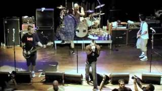 Zebrahead - Wasted & Type A Live