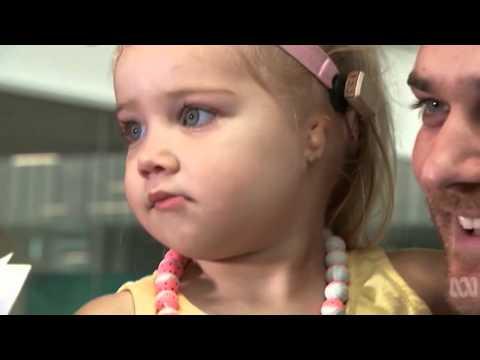 3D printed ear, Prof Mia Woodruff, ABC TV News 16 April 2016