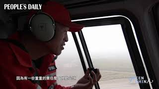 天然胡楊林保護——新疆沙雅