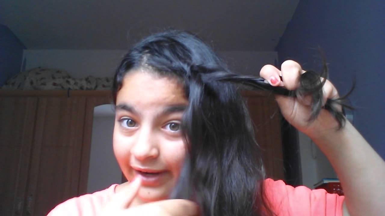 Haare An Die Kopfhaut Flechten Youtube