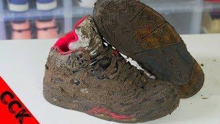 Completely Demolished $1000 Jordan 5 Supremes Restored Back To NEW!