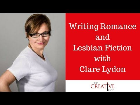 Writing Romance And Lesbian Fiction With Clare Lydon