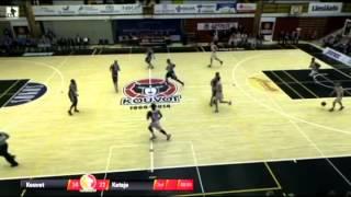 Kouvot vs Kataja Basket Highlights 15.4.-15