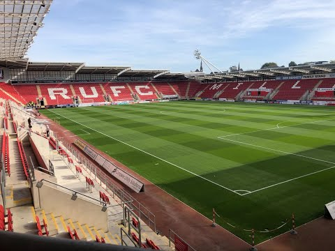 Rotherham United Vs Doncaster Rovers - Match Day Experience