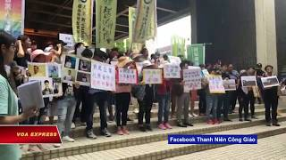 Biểu tình ở Đài Loan đòi Formosa chịu trách nhiệm thảm họa môi trường (VOA)