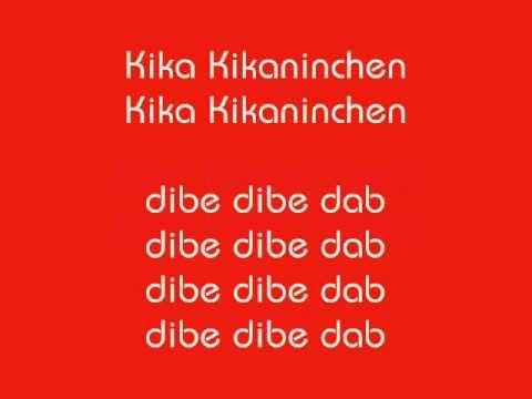 Kikaninchen titelmusik zum mitsingen