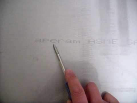 Нержавеющий лист Aperam AISI 321 толщиной 0.8 мм.