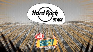 Hard Rock Stage :: Vans Warped Tour 2017