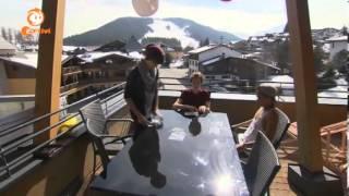 Die Jungs-WG im Schnee; Tag 11