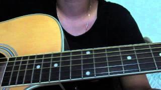 Nợ ai đó cả thế giới - Guitar cover