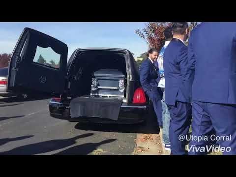 Jesus Garcia's Funeral