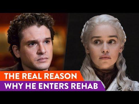 All The Truth Behind Kit Harington Rehabilitation Revealed |⭐ OSSA Radar