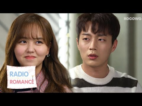 "YoonDooJoon's Great Jealous! ""I wish you wouldn't see him again"" [Radio Romance Ep 13]"
