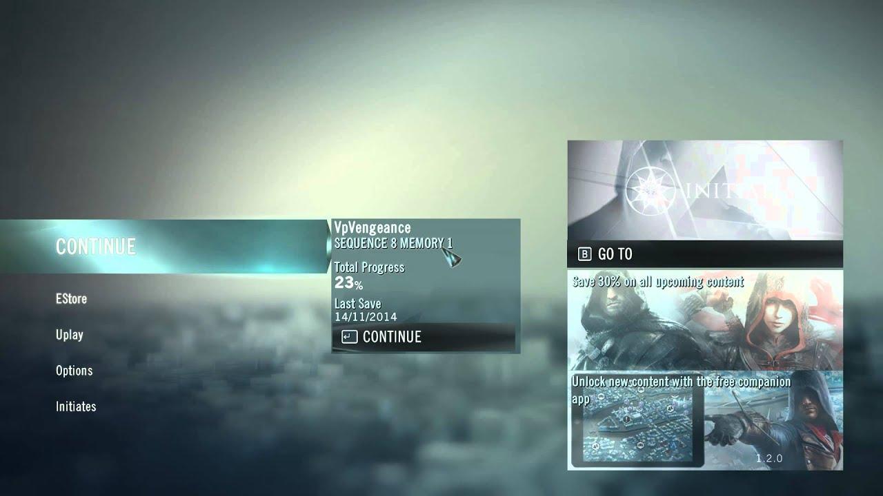 Assassin S Creed Unity Crashing Problem Youtube