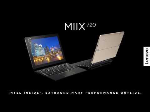 Lenovo Miix 720 Tour